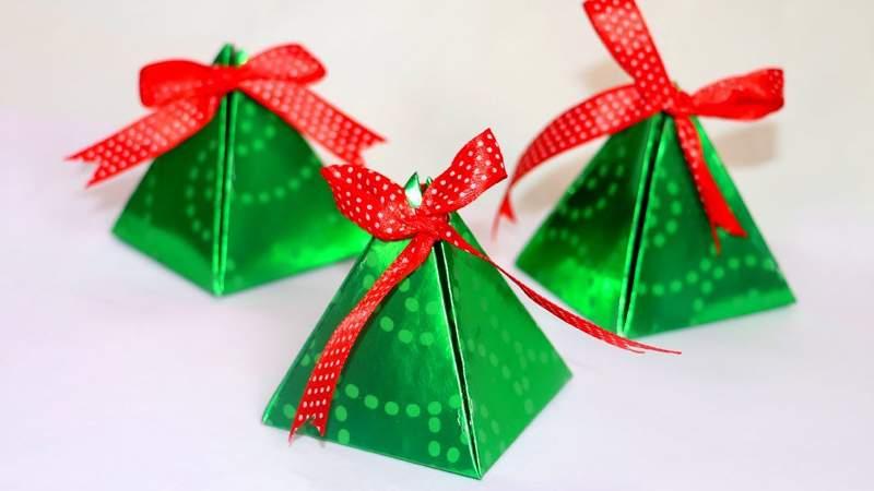 Pyramid-Gift-Box