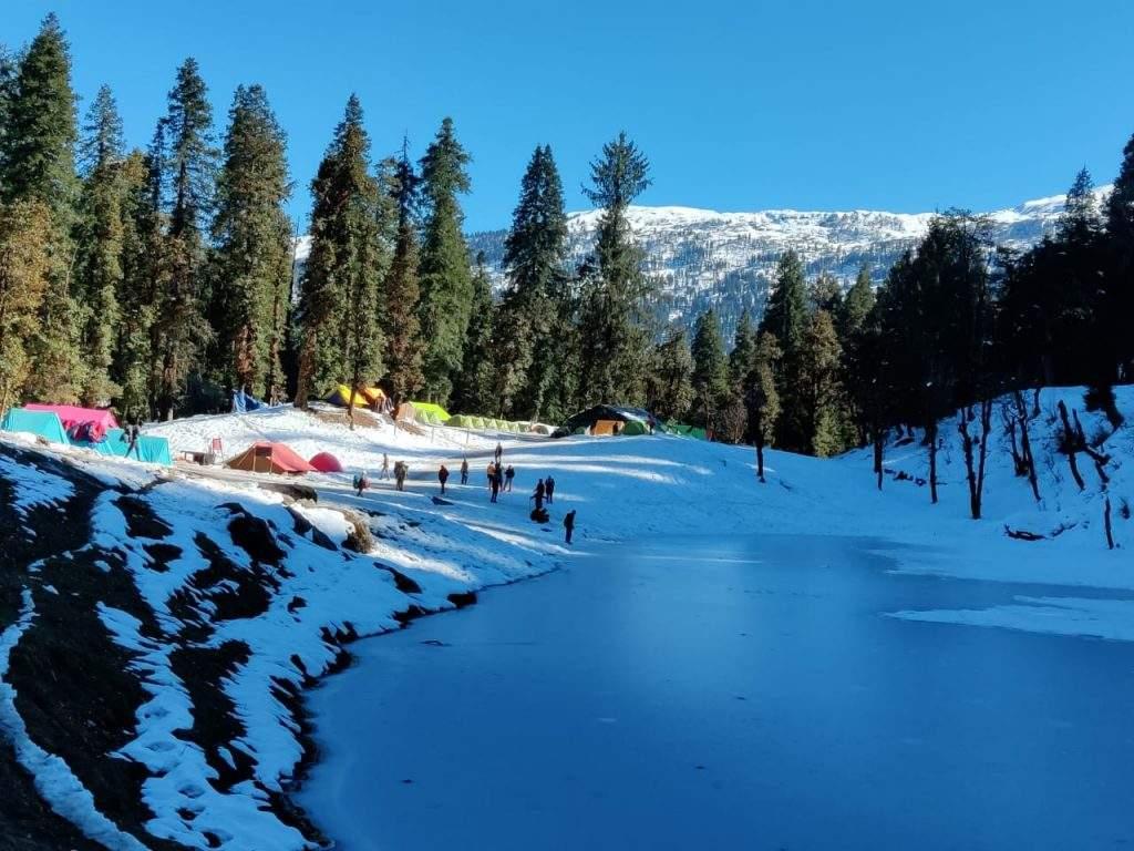 Trekking Destinations In Himachal