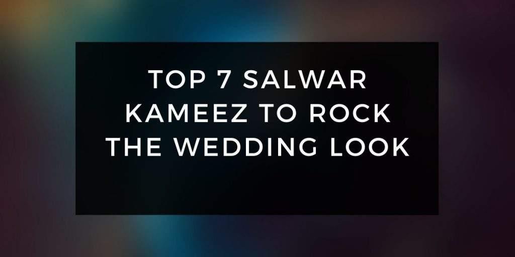 Salwar kameez
