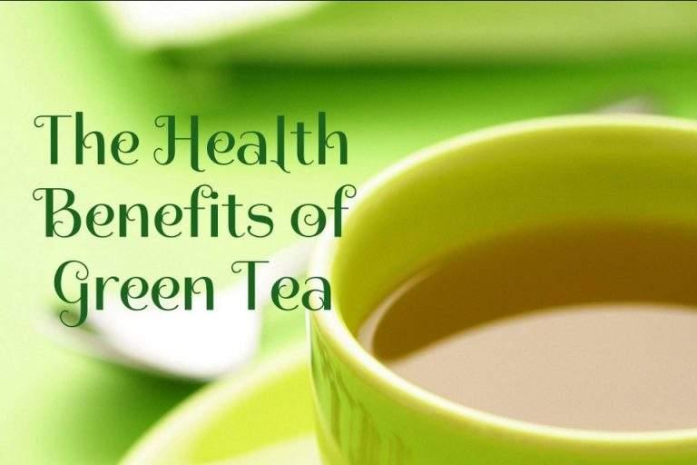 16 Top Health Benefits Of Green Tea